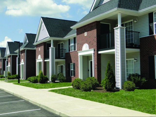 Columbus Village Apartments Columbus Indiana
