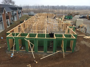 Monarch Crossing - Columbus - Construction